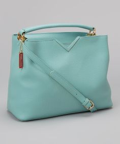 Mint Top-Handle Convertible Tote