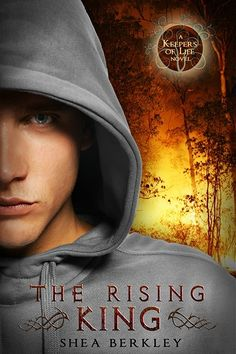 Cover Reveal! The Rising King by Shea Berkley
