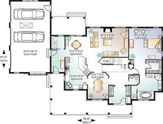 Cartwright House Plan - 4419