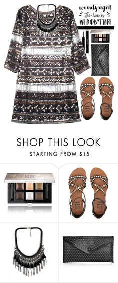 """""""Patterned Dress"""" by boho-at-heart ❤ liked on Polyvore featuring Givenchy, Just Cavalli, Billabong and Alaïa"""