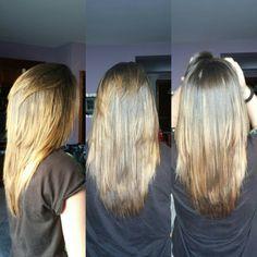#me #shatush #hair #love