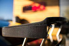 Carbon fiber rear spoiler Lexus LFA - other carbon parts 4 all supercars avail.