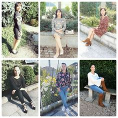 Dulce y Chic by Nuria: Outfits Noviembre