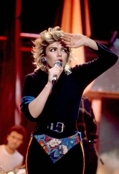 Singer Kim Wilde in November 1984 in Dortmund - Germany. Get premium, high resolution news photos at Getty Images Kim Wilde, 80s Music, Still Image, Concert, Celebrity Crush, Singer, Celebrities, Facebook, Type 3