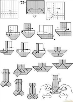 Do you like origami? Try this one! :D