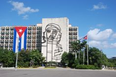 Plaza de la Revolucion,Habana,Cuba