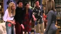 F·R·I·E·N·D·S - Bloopers From All Seasons, via YouTube.