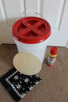 5 Gallon Bucket Seat - Find it, Make it, Love it