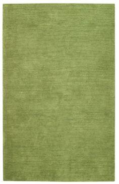 8x10 $403 Ridgeway Apple Green Rugs