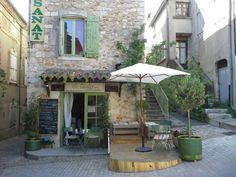 A very small restaurant...but so lovely...