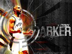 Spurs   Tony Parker Point Guard San Antonio Spurs   Wallpaper