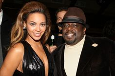"Singer and actress Beyonce Knowles and Cedric the Entertainer attends the after party for the New York premiere of ""Cadillac Records"" at Marquee on December 2008 in New York City. Cadillac Records, Cedric The Entertainer, Beyonce Style, Global Citizen, Beyonce Knowles, Queen B, Japanese Artists, Barber Shop, First World"