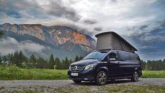 Mit dem Mercedes Marco Polo sollte es möglich sein das Abenteuer zu leben. Oder doch nicht?