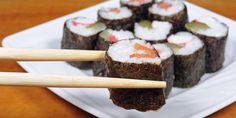Order Right: 5 Sushi Meals Under 500 Calories popsugar.com