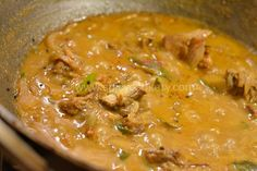 Kerala Mutton Curry | http://spicycookery.com/spicy-kerala-mutton-curry