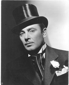 George Hurrell -  George Brent (1940)