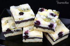 Letný+koláč+s+čerstvým+ovocím Cheesecake, Fit, Treats, Sweet, Youtube, Basket, Sweets, Kuchen, Sweet Like Candy