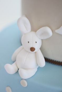 baby bunny fondant tutorial - Google Search
