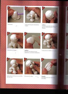 STEP BY STEP puppy PART N°2