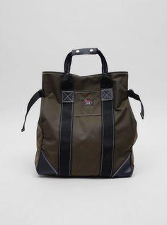 Woolrich Woolen Mills Cargo Bag Olive