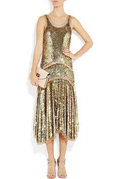 Gorgeous! Sequin Dress | Brainy Mademoiselle