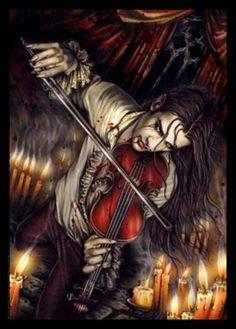 Nikki from the Vampire Chronicles