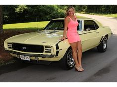 '69 Camaro...Re-pin brought to you by agents of #carinsurance at #houseofinsurance in Eugene, Oregon