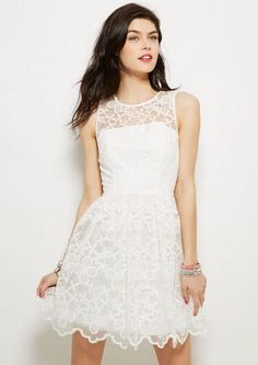 Delia's Daisy Organza Dress on shopstyle.com