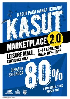 6-13 Apr 2016: Stream Empire Kasut Marketplace 2.0