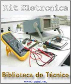 Kit #Eletrônica, Biblioteca para Técnicos - Vol 01 #mpsnet  #conhecimento  www.mpsnet.net Reúne o que tem de melhor em assistência técnica de diversos aparelhos, manuais, guias e esquemários. Veja em detalhes neste site http://www.mpsnet.net/loja/index.asp?loja=1&link=VerProduto&Produto=275