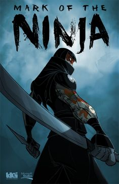 Mark of the Ninja by jeffagala.deviantart.com