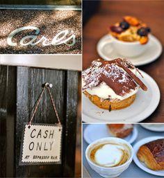 Cafe in SF