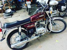 YAMAHA RX-100 Yamaha Rx100, Yamaha Motorcycles, Scrambler, Motor Car, Cool Cars, Wheels, Bike, Classic, Motorbikes