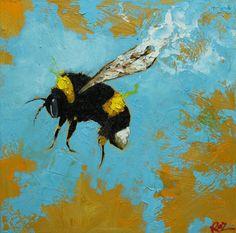 I love bees!