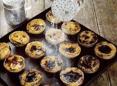 Portuguese Pastries-Pasteis de Nata #Portugal