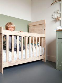 gender neutral nursery with half painted wall Half Painted Walls, Kids Room Design, Nursery Neutral, Baby Furniture, Fashion Room, Kid Spaces, Kids Bedroom, Kids Rooms, Childrens Bedroom