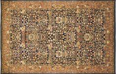 Индийские ковры ручной работы фото