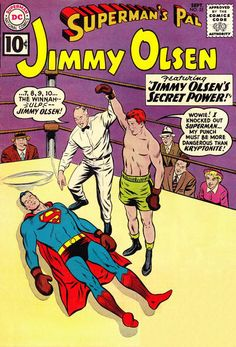 The Superman Fan Podcast: Episode #335 Part I: Superman Family Comic Book Co...