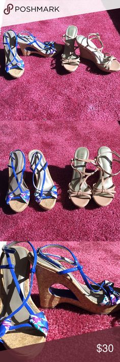 60bca838cab Shoe Bundle Both size 6.5. In great new like condition. Shoes