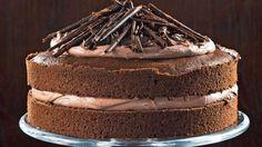 Torta so šľahačkou a plnkou | Recepty.sk
