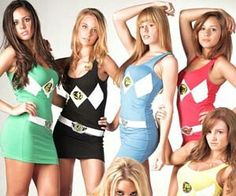 When Halloween comes, dress up in the power rangers dress to impress your neighbors. This dress will make the guys look at you all the way down the street. Halloween Dress, Halloween Party, Halloween Costumes, Power Rangers, Knight Hoodie, Medieval Fashion, Cosplay, Look At You, Retro Dress