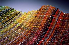 Woven Glass- Markow & Norris