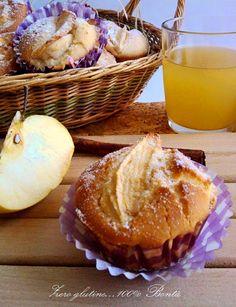 Muffin alle mele senza glutine e senza lattosio http://blog.giallozafferano.it/zeroglutine/muffin-alle-mele-senza-glutine/
