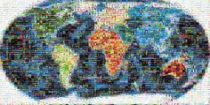 web 2.0 logos mosaic