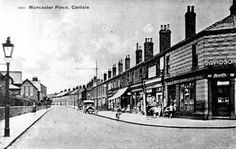 Cumbria images bank is a collection of digital images created using original material from Cumbria County Council Libraries and Archives Service. Carlisle England, Carlisle Cumbria, Lake District, Ancestry, Road Trips, Roots, Street View, English, Smile
