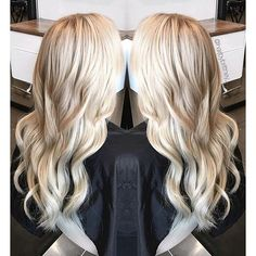 Viva la blonde! Color and extensions by @hairbybrittney_  #hair #hairenvy #haircolor #hairstyles #blonde #balayage #highlights #extensions #newandnow #inspiration #maneinterest