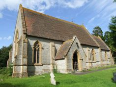 Closed Churches Available for Disposal - Long Load Christ Church (Bath & Wells)