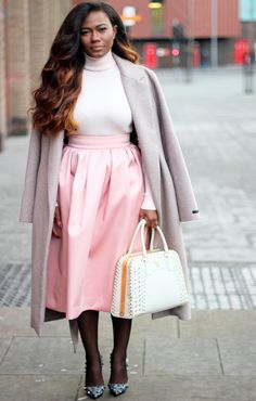 Style is her thing