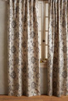 Anthropologie - Curtains