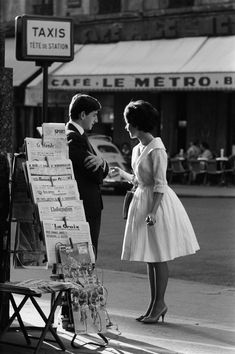 Paris in 1959, photographed by Pierre Boulat